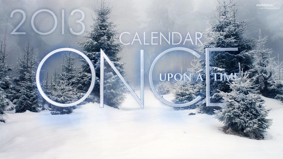 Calendar Art Ks : Ouat o calendar by mukhina ks on deviantart