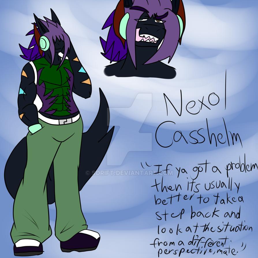 Nexol Casshelm by SDrift