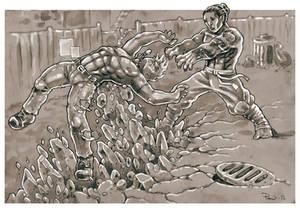 SotED: Earth Dragon Fang Koshinage