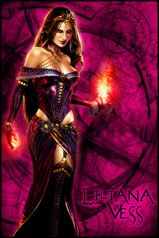 Liliana Wallpaper