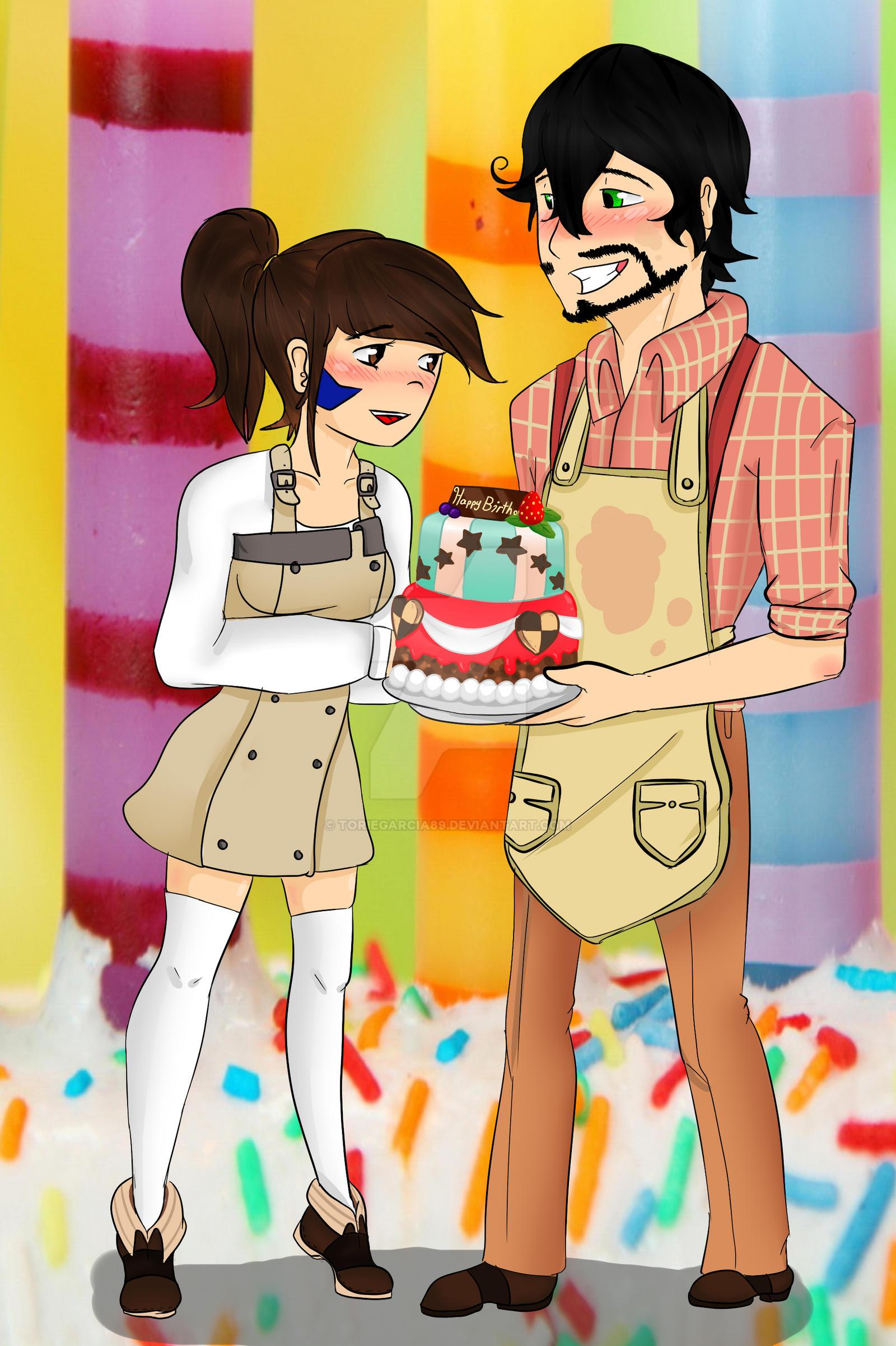 Happy Birthday to Me. by toriegarcia89