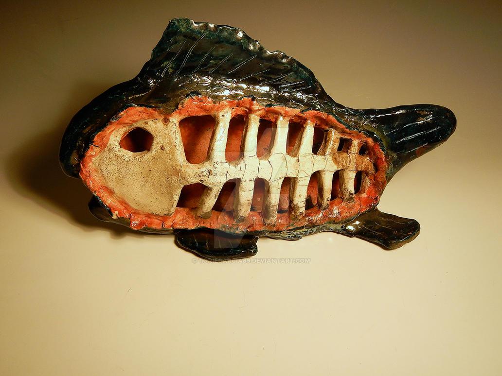 SkeloFish Lantern by toriegarcia89