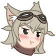 Pouty Lily (Twitch Emotes) by toriegarcia89