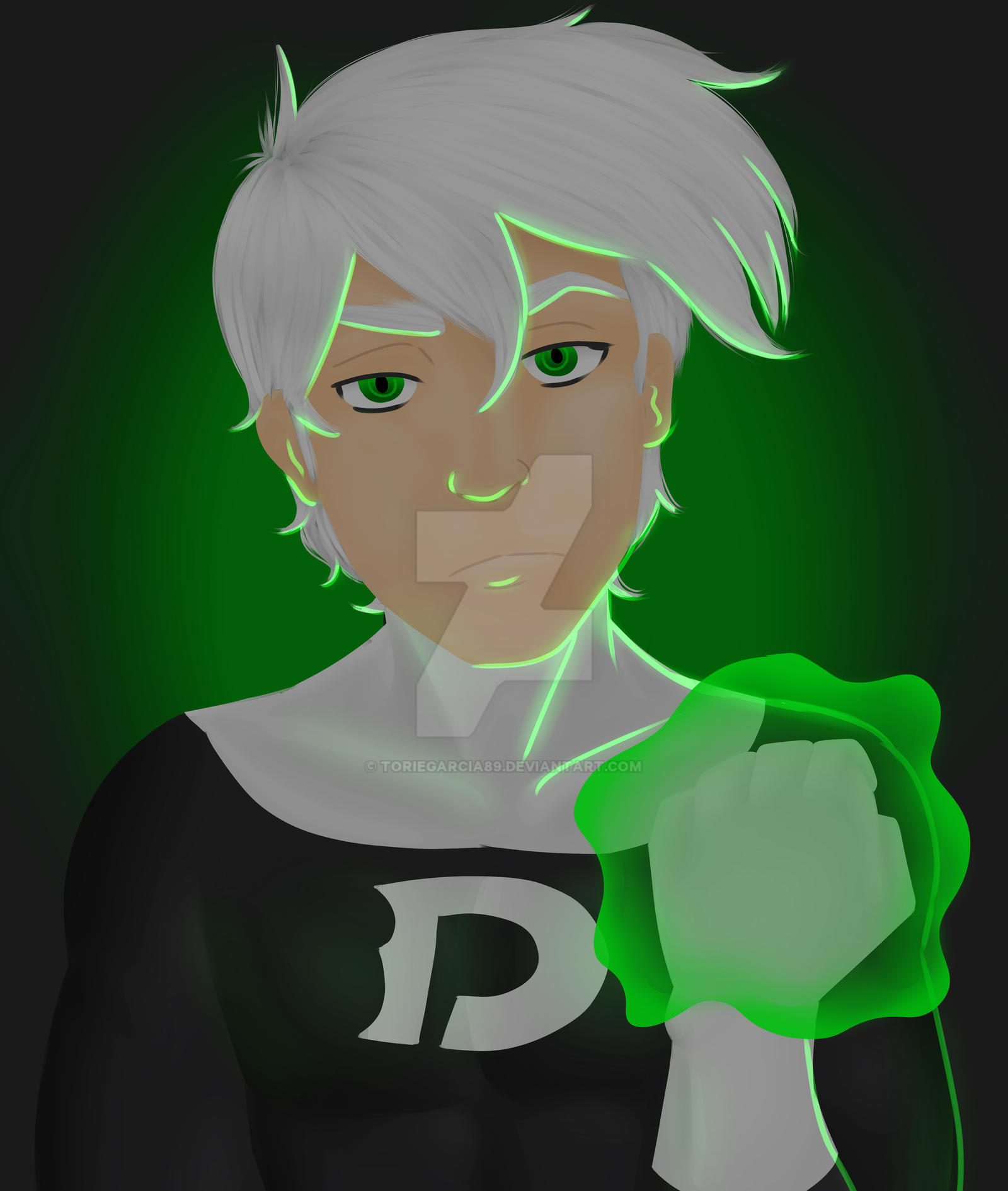 Danny Phantom  by toriegarcia89
