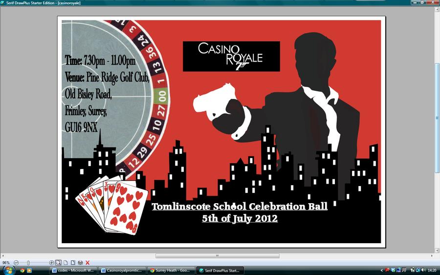 Prom ticket original design by GoobyClarke on DeviantArt – Prom Tickets Design