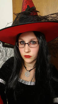 witchy woman.