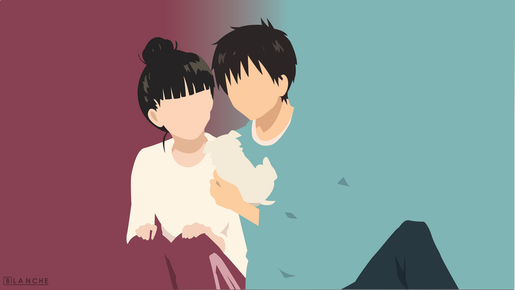 sawako kazehaya and pedro kimi ni todoke by blanche