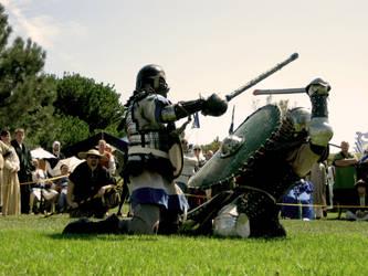 Battle!! by moriookami
