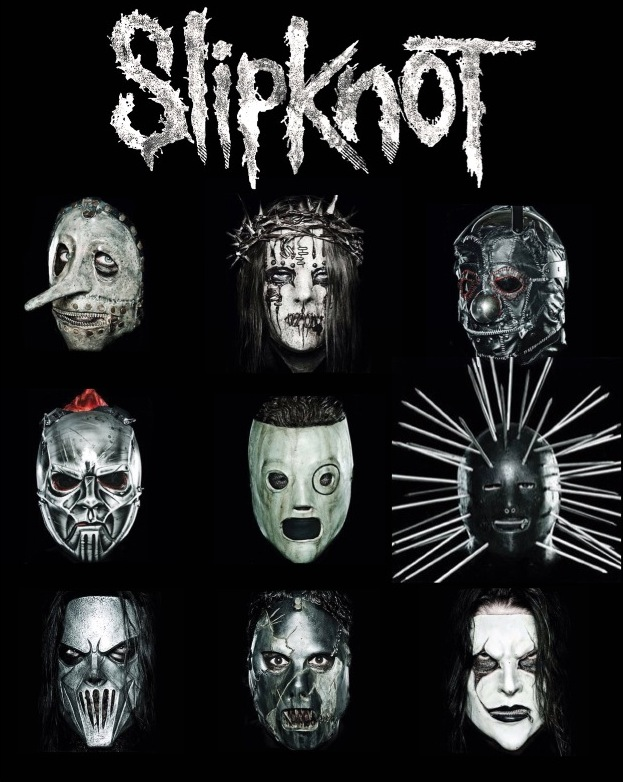 Slipknot Wallpaper 2 by Schabbadabaduh on DeviantArt