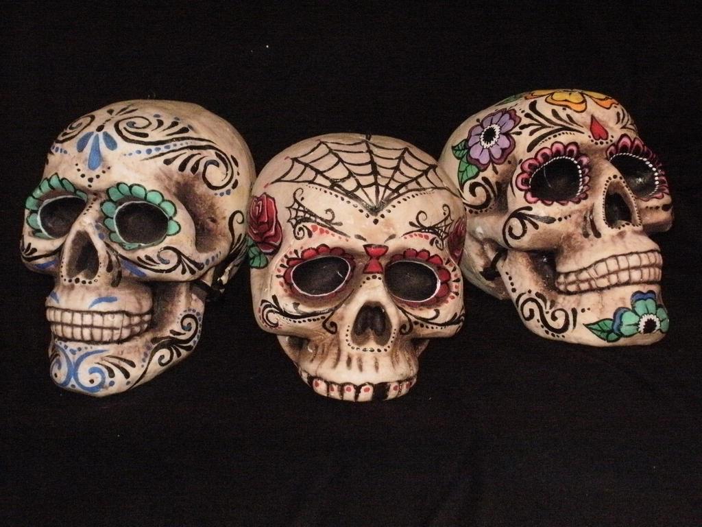 Craft Skull Logo Iphone Wallpaper