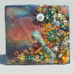 steampunk meets quilling