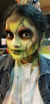 Halloweekends facepaint 2019 3