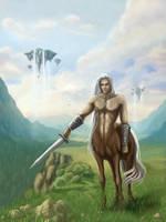 Centaur by AnasteziA
