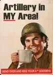 SanS Artillery Poster by M0rganstern