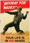 SanS Grenade Poster by M0rganstern