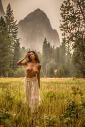 Smoked Out Yosemite #1 by ImpressionofLight