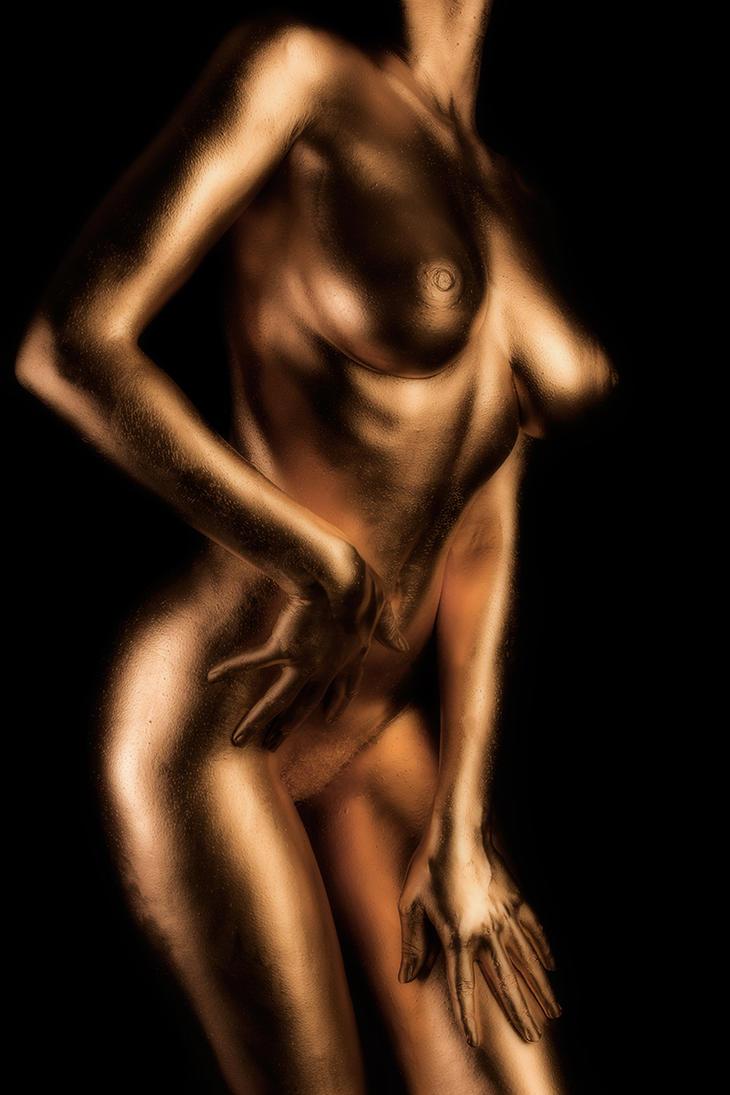 Golden Girl by ImpressionofLight