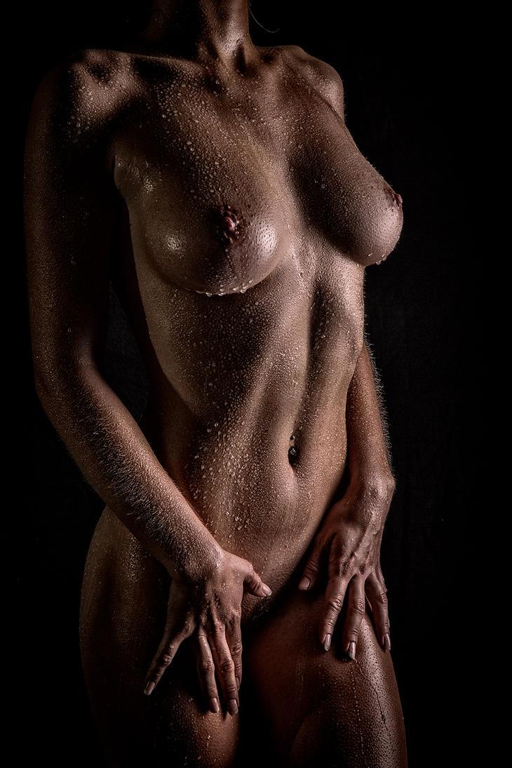 Kayla Oiled Up by ImpressionofLight