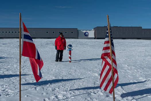 To the South Pole and Back