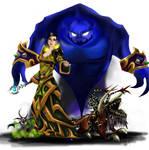 Azulla of Frostmourne