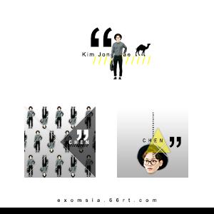 140904 - Chen, Happy Birthday! by sachikoluver