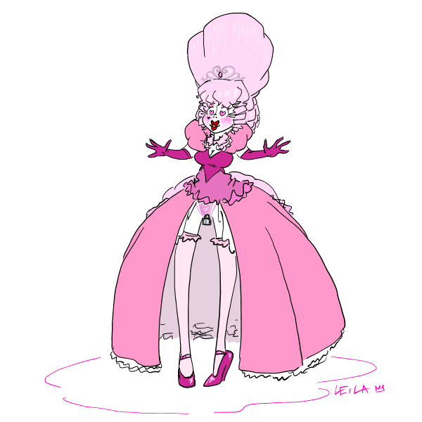 Special Silly Sissy: Princess by leila-stoat