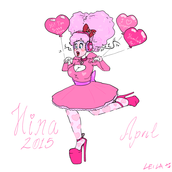 Year Of Hina - April by leila-stoat