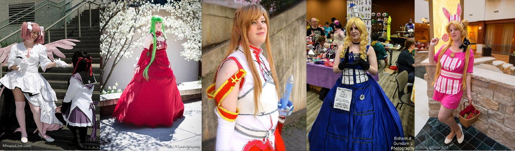 Cosplays For sale by MissMina2