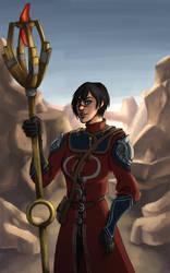 Marian Hawke (Dragon Age 2) by Graipefruit