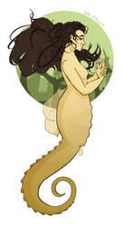 Mermaid by Graipefruit