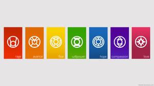 The Emotional Spectrum Symbols