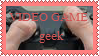 Geek Stamp Series - Video Games by Ducksauce-splash