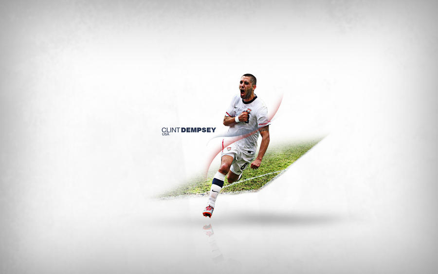 Clint Dempsey - Passion by metalhdmh