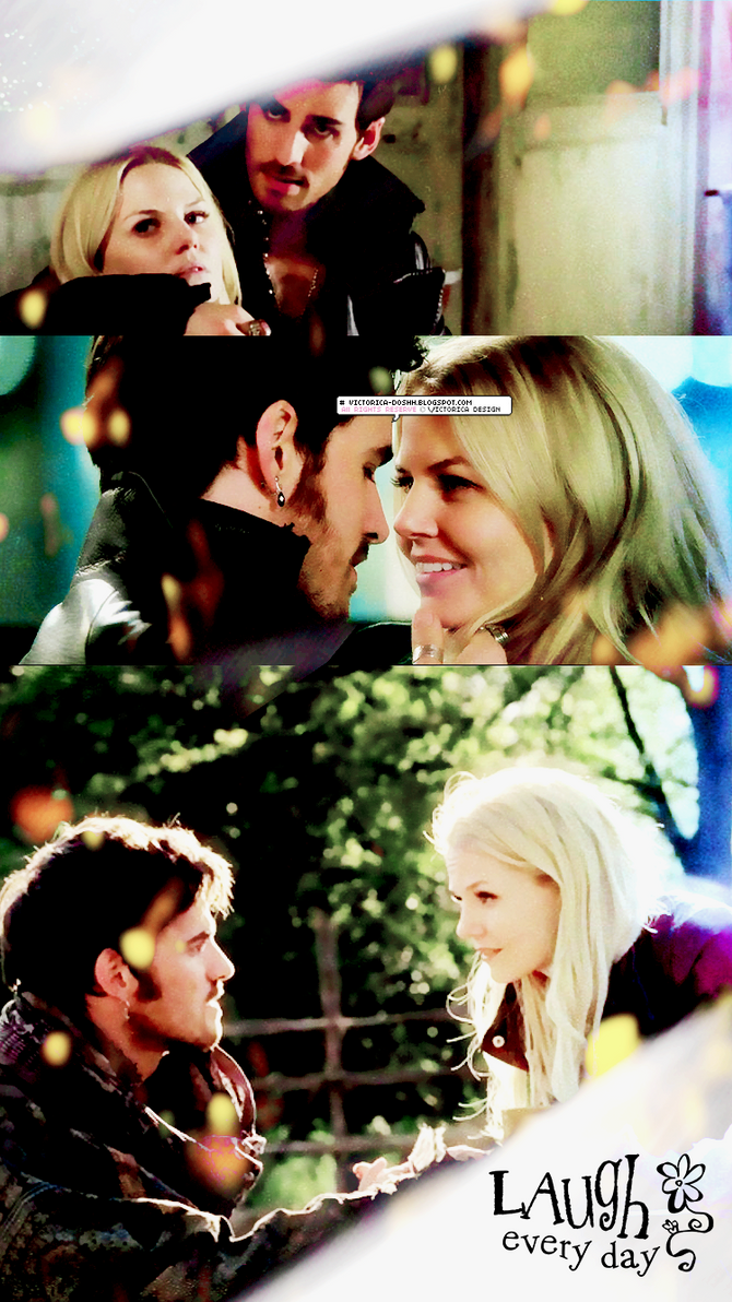 Captain Swan Wallpaper. by victoricaDES