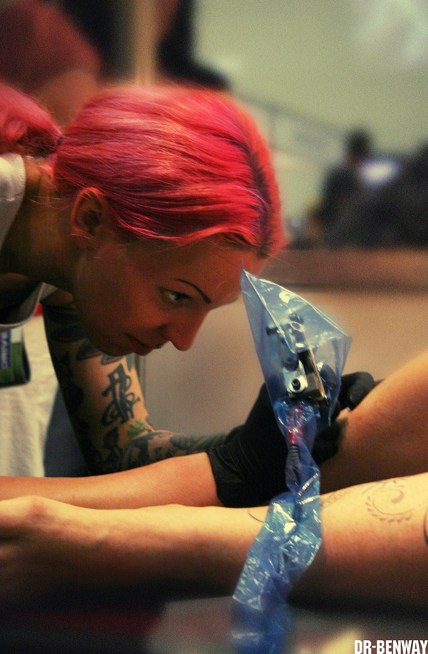 Tattoo convention 3