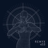 Terminatryx Remyx v2.0 Vector cover art by Dr-Benway