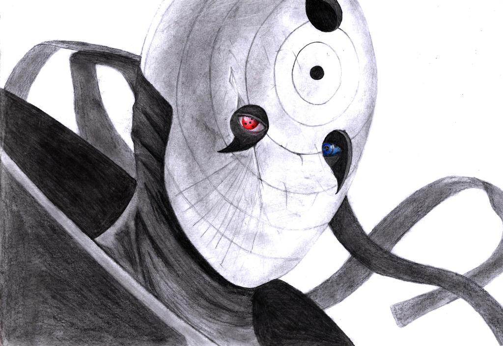 Obito Uchiha drawing. ...
