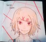 Daily drawing 002: Suzuya Juuzoa