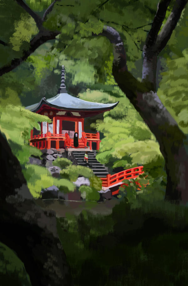 Spirited away by yuri123454321