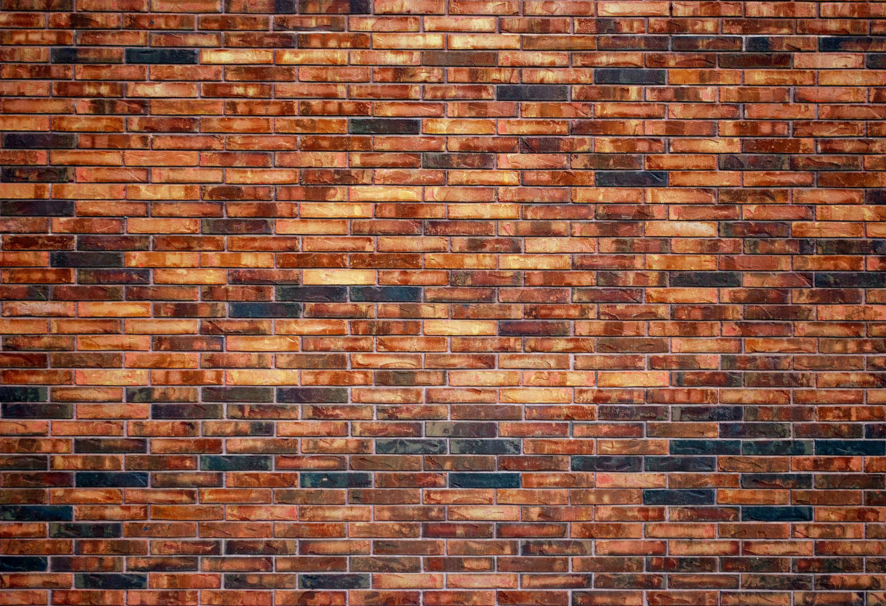 Brick Wall Texture by redwolf518