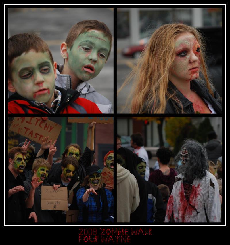 2009 Zombie Walk 005 by redwolf518