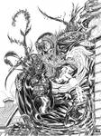 2014 SDCC Venom commission (pencil)