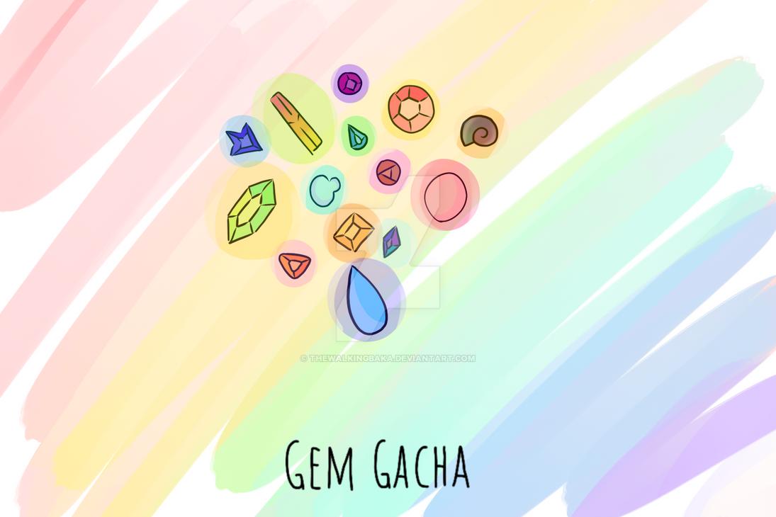 Gem Gacha (8/15 OPEN) by TheWalkingBaka