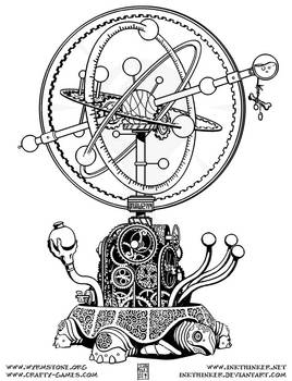 FantasyCraft - Astrolabe