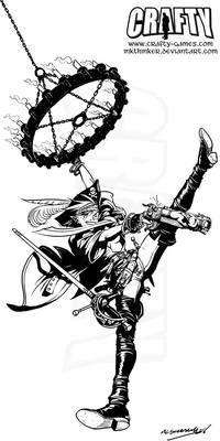 FantasyCraft - Swashbuckler