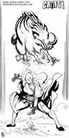 FantasyCraft - Monk