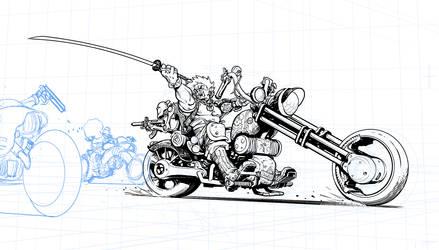 Warmup_20121109 by Inkthinker