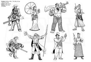 Mistborn RPG - Alloy Heroic Archetypes