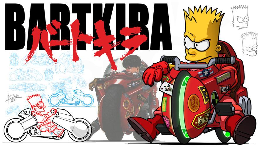Bartkira test 03 by Inkthinker