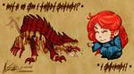 Stormlight - Chasmfriend by Inkthinker